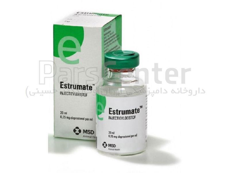 هورمون استرومیت Estrumate