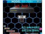 دستگاه dvr 8 کانال 1080n برند smart power