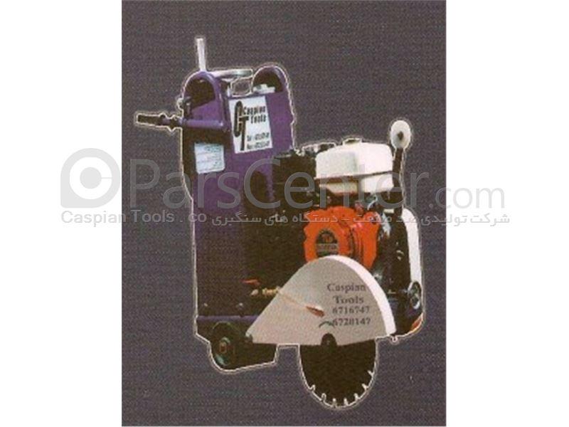 دستگاه آسفالتبر مدل CT-450AG و CT-350AG