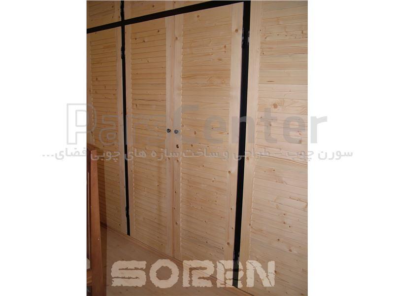 طراحی و ساخت دربهای چوبی