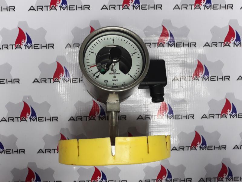 گیج فشار WIKA مدل 232.50.100
