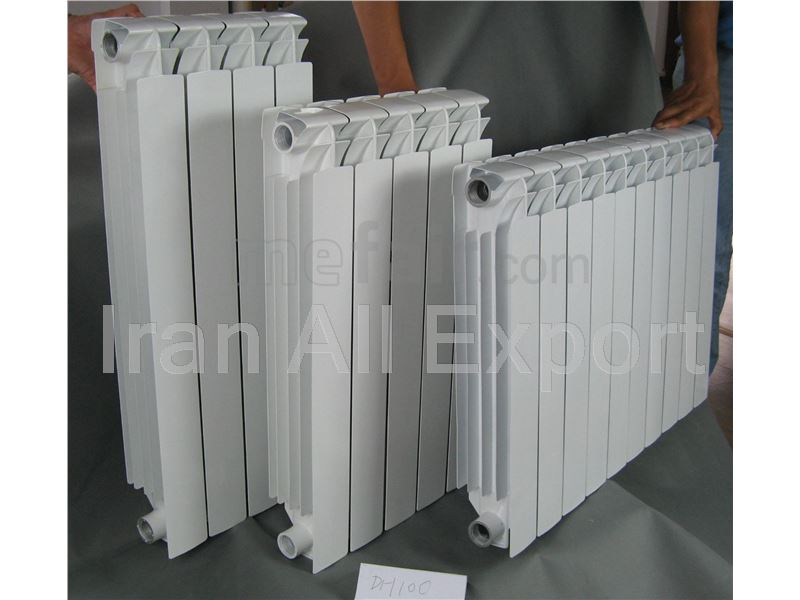 Heater radiator from Iran to Turkmenistan