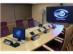 سیستم کنفرانس و میکروفن کنفرانس شرکت الکتروویژن