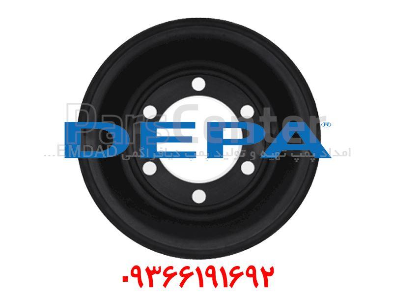 DEPA Diaphragm (501803-45) NEOPRENE لاستیک دیافراگم پمپ دپا