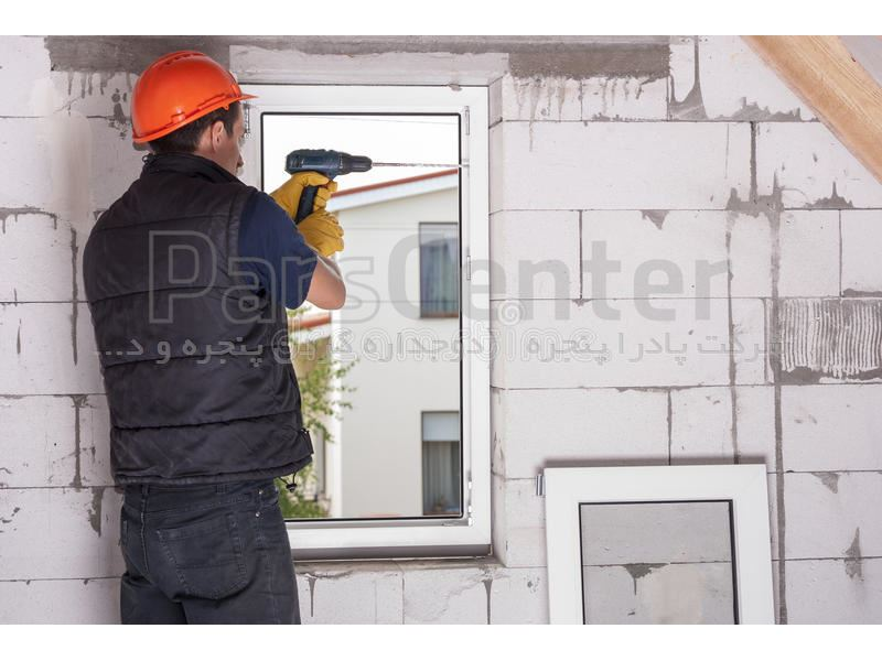 دوجداره کردن پنجره DP12