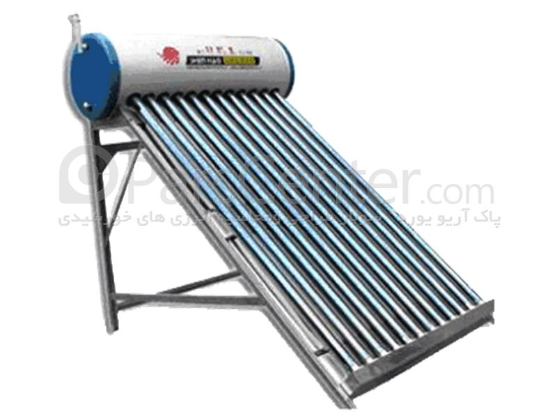 آبگرمکن خورشیدی 200لیتری هوشمند فلوتری