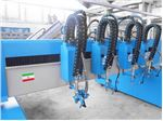 Designer and manufacturer of cutting machines, air plasma cutting in Iran