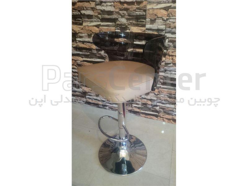 صندلی اپن پلکسی گلس - مدل P1