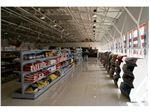 تجهیز هایپرمارکت در آمل- یخچال و فریزر فروشگاهی، قفسه فروشگاهی، دکوراسیون فروشگاهی