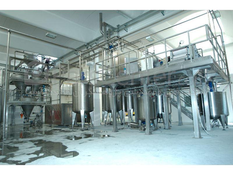 خرید خط تولید صنایع غذایی