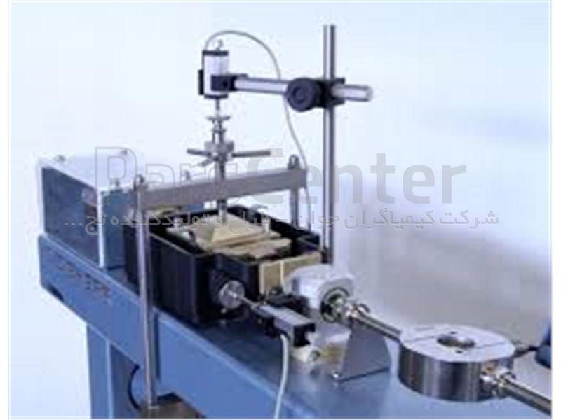 دستگاه برش مستقیم خاک ساده با قالب سی در سی