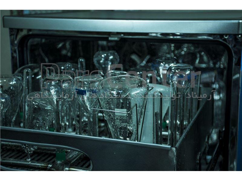 ماشین  ظرفشویی آزمایشگاهی ارمیناد مدل ar3