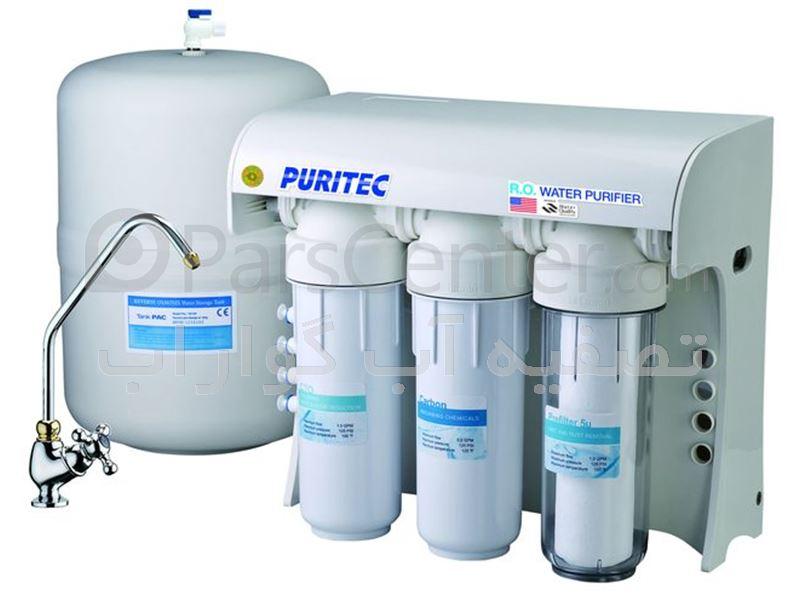 دستگاه تصفیه آب 6 مرحله