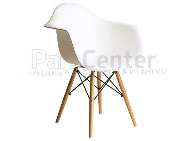 صندلی مدرن کوول دسته دار