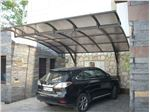 پوشش سقف پارکینگ با ورق پلی کربنات PS Pu2