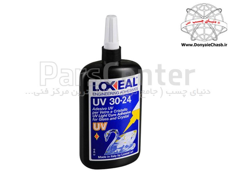 چسب های یو وی LOXEAL UV 30-24  ایتالیا