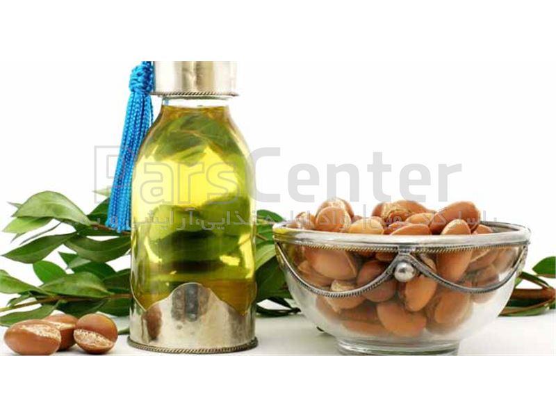 روغن آرگان محصول آرایشی و بهداشتی