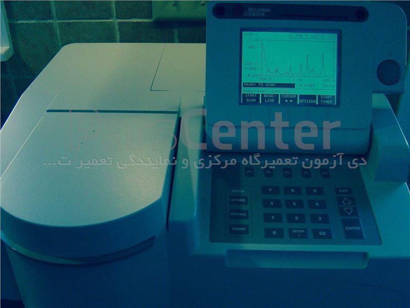مرجع تخصصی تعمیرات اسپکتروفتومتر/PerkinElmer/Varian/Agilent/Shimadzu/Cecil/pg/B&L/Spectronic/LKB/Pharmacia/Labomed/Thermo