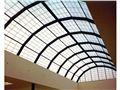 پوشش سقف نورگیر فریم آلومینیوم