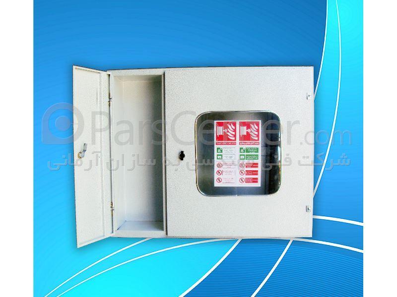 جعبه آتش نشانی پیشرو دو کابین تیپ  A