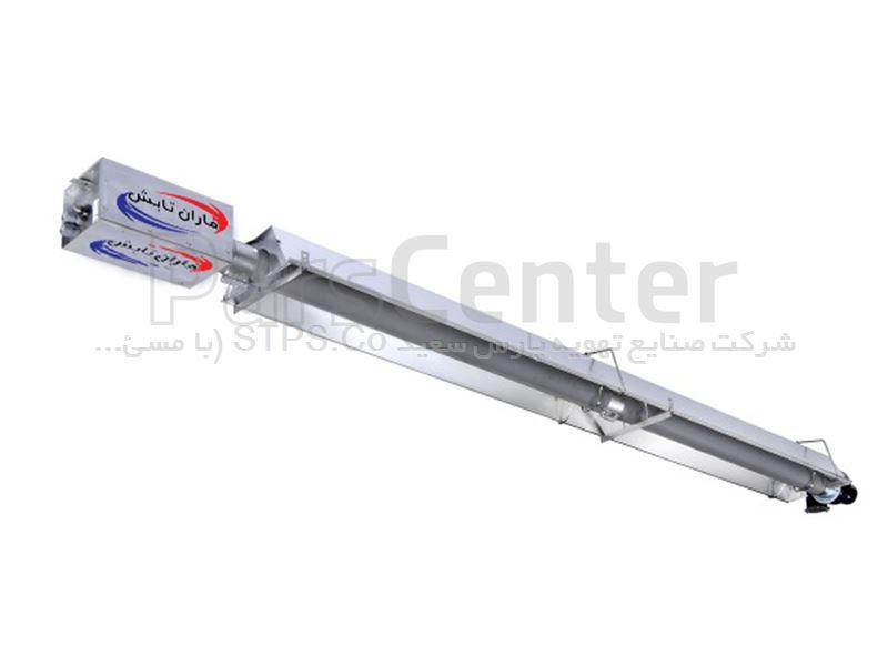 سیستم گرمایش تابشی مدل 40L (گلخانه ای)