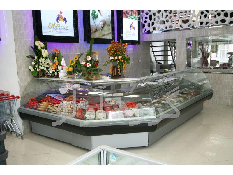 خرید یخچال مرغ فروشی - 62