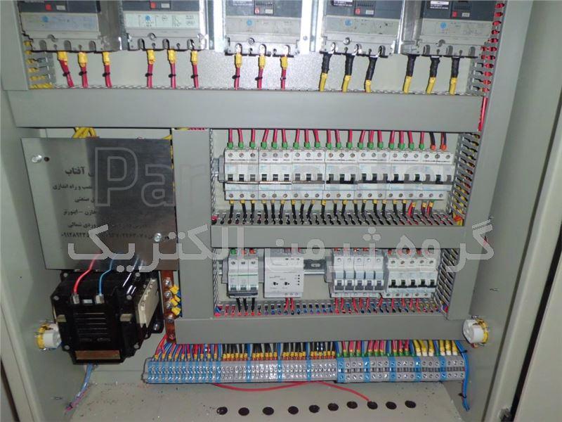 ساخت و مونتاژ تابلو برق