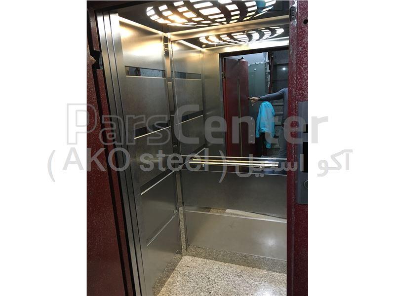 تزیینات کابین آسانسور