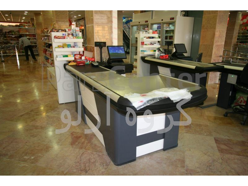میز صندوق فروشگاهی-میز چک اوت 8