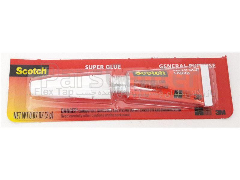 چسب قطره ای 3M Super Glue AD117 امریکا