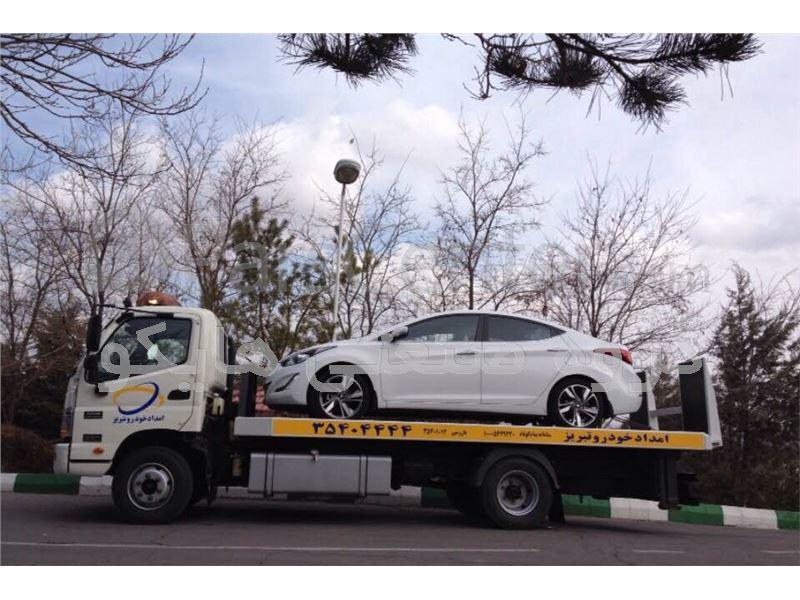 حمل و جابجایی خودرو(خودروبر-کفی)