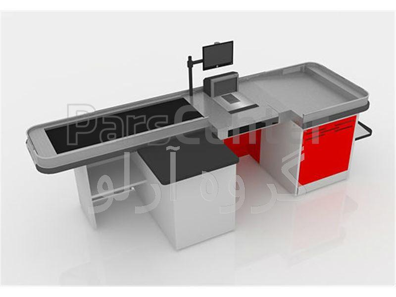 میز فروشگاهی مدل 02