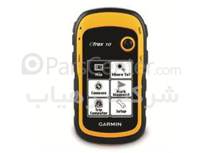 جی پی اس دستی گارمین مدل   Garmin ETREX 10