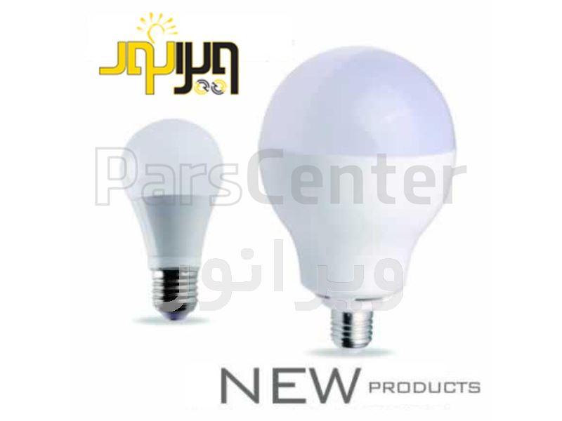 قیمت لامپ ال ای دی 9 وات