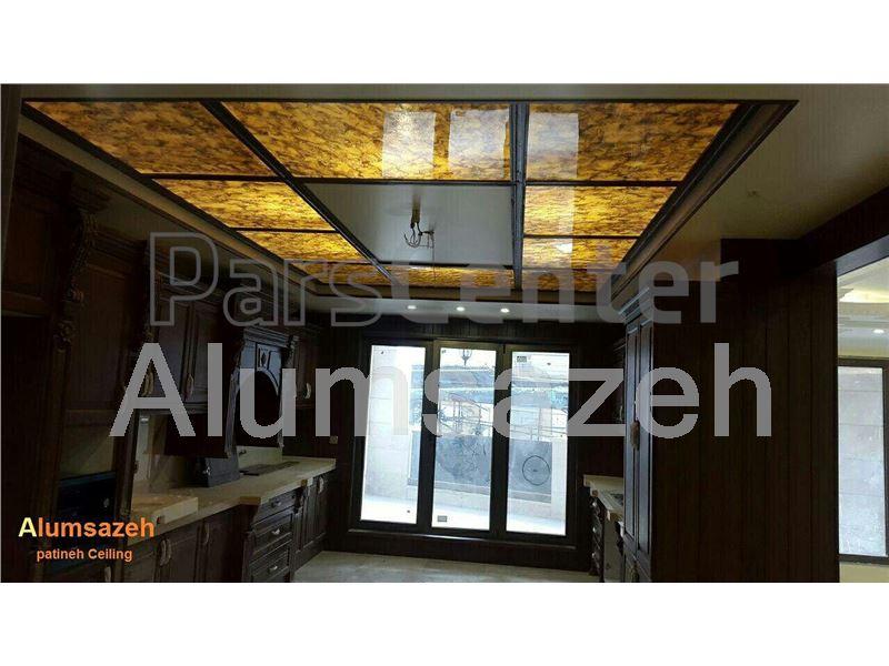 انواع سقف سرویس و حمام