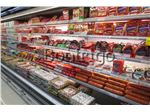 یخچال ایستاده فروشگاهی،یخچال پرده هوا