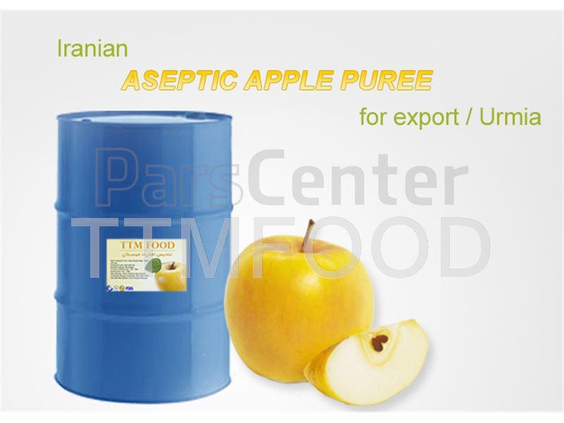 فروش عمده پوره سیب اسپتیک با کیفیت صادراتی