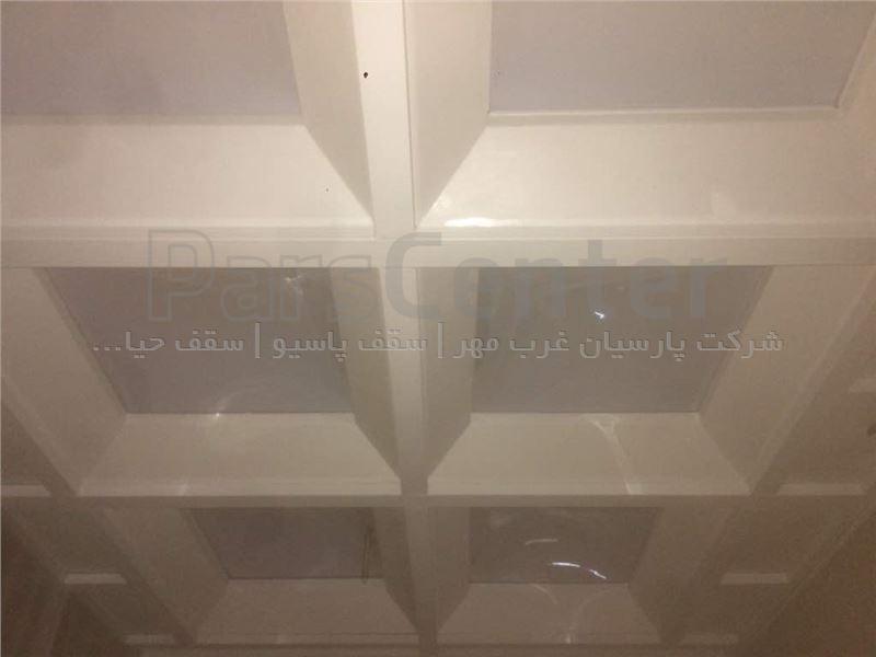 سقف پاسیو حبابی کد SPH4 ( قلهک )
