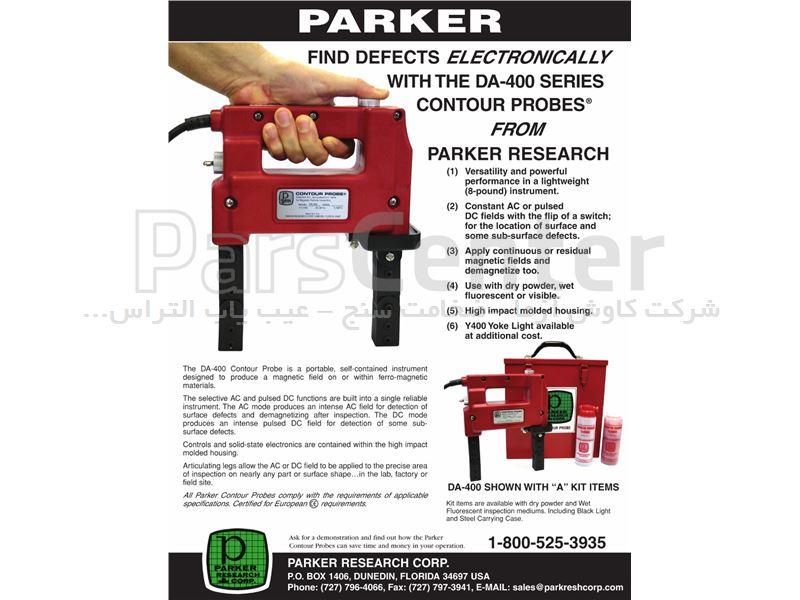 یوک مغناطیسی مدل DA-400 S ساخت Parker امریکا