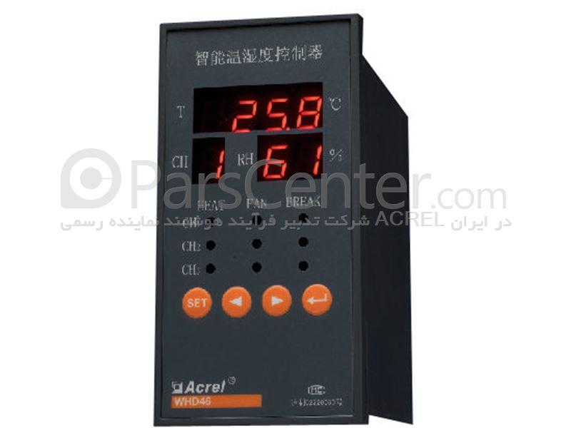 کنترلر دما و رطوبت به همراه سه عدد سنسور
