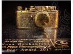 ساخت تندیس برنجی اولین نشان عکاس سال مطبوعاتی ایران