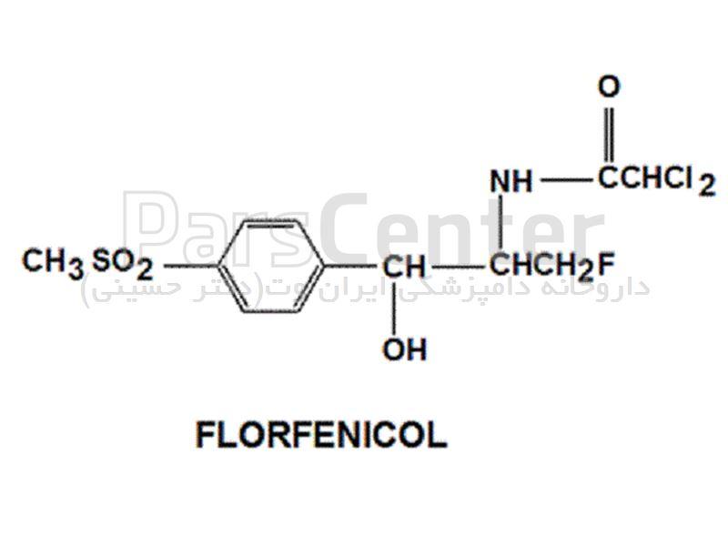 فلور فنیکل10% داروسازان