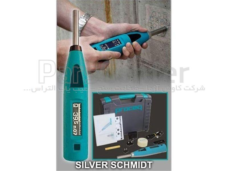چکش اشمیت دیجیتال Silver Schmidt ساخت Proceq سوییس