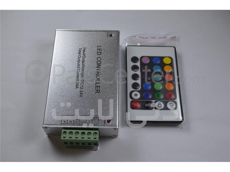 ریموت کنترل ریسه نواری RGB