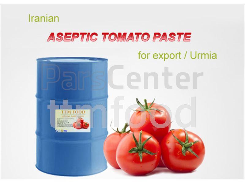 رب گوجه فرنگی اسپتیک TTMFOOD