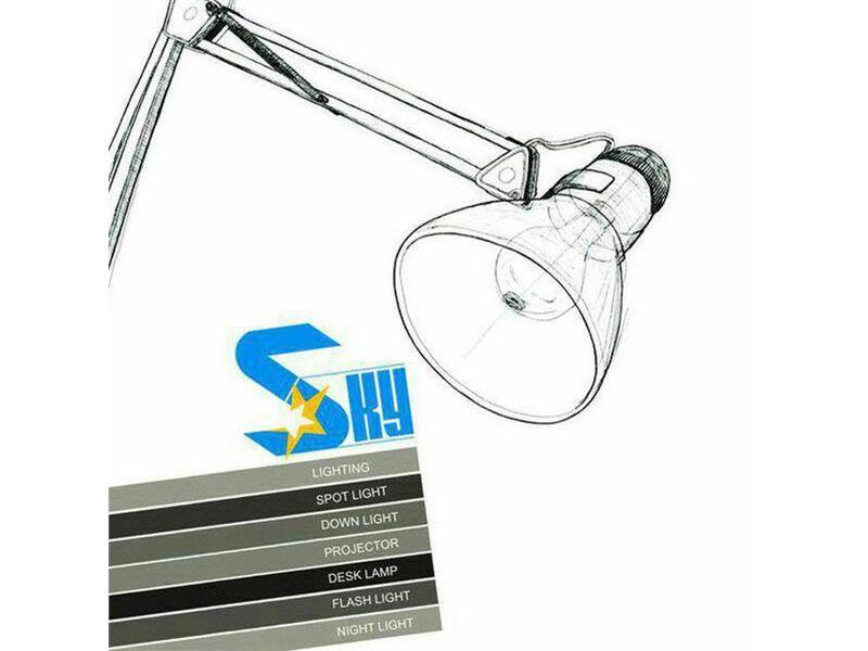 گروه روشنایی اسکای |چراغ هالوژن COB،چراغ هالوژن SMD،لوستر،آویزسقفی،قاب هالوژن،چراغ خواب،پرژکتور،ریسه شلنگی|