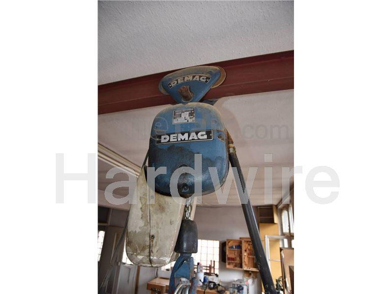 Demag Electric Hoist 2 Ton