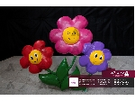 ماکت های فانتزی گل و درخت به سفارش خانم بهایی