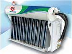 اسپیلت خورشیدی ، گرمایش و سرمایش خورشیدی