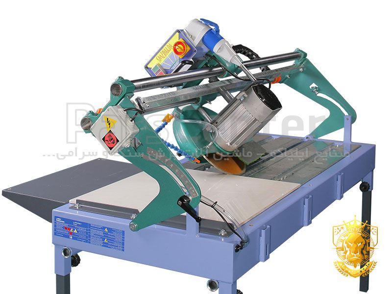 دستگاه سنگبری صد صنعت - کروم 125